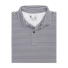 USA Brooks Stripe Polo