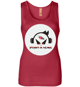 Music Face - Women's Tank