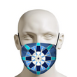Blue Fuse - Face Mask