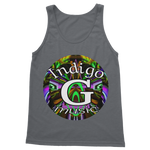 Load image into Gallery viewer, Indigo G Music - Classic Adult Vest Top - Indigo G