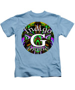 Load image into Gallery viewer, 3 Rings Logo - Kids T-Shirt