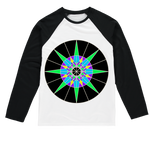 Load image into Gallery viewer, Lucky 7 Sublimation Baseball Long Sleeve T-Shirt