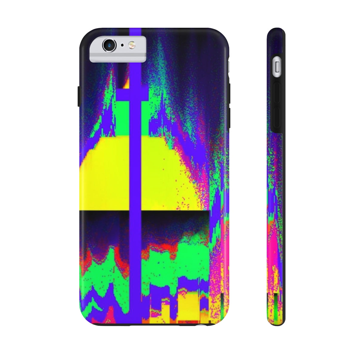 Trip Wave Tough Phone Case - Indigo G - Indigo G