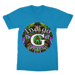 Load image into Gallery viewer, Indigo G Music - T-Shirt Dress - Indigo G