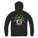 Load image into Gallery viewer, Indigo G Music - Premium Adult Zip Hoodie