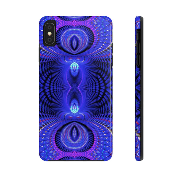 Blue Hue Slim Phone Case - Indigo G - Indigo G
