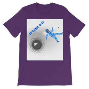 IMG_Blue Spaced Out_30062019_042919_(4200_x_4800_pixel) Classic Kids T-Shirt - Indigo G