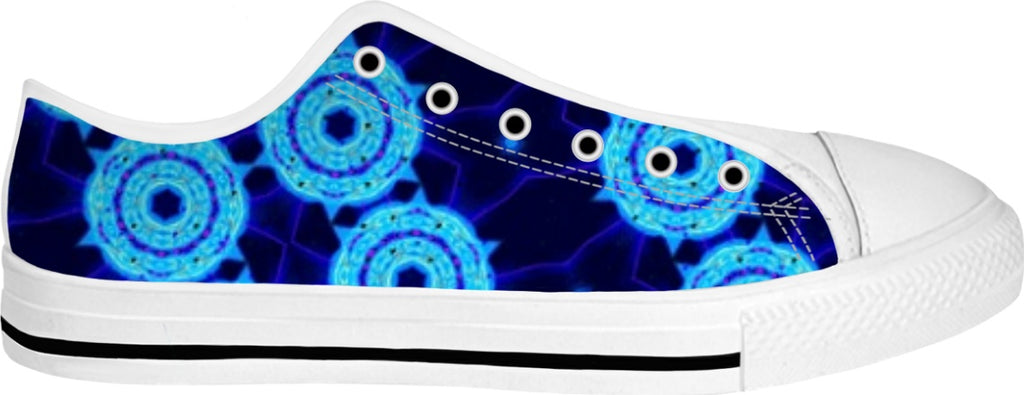 Blue Circles Swanky Shoes - Indigo G - Indigo G
