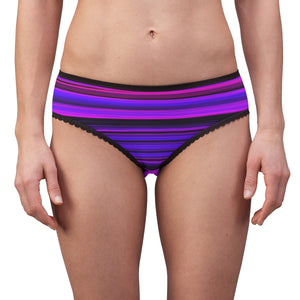 RGB Rings G-Soft Women's Briefs - Indigo G