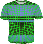 Load image into Gallery viewer, Green Cage Custom Classic tee - Indigo G - Indigo G