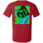 Load image into Gallery viewer, Mirror Ball - Bella + Canvas Unisex Short-Sleeve T-Shirt - Indigo G - Indigo G