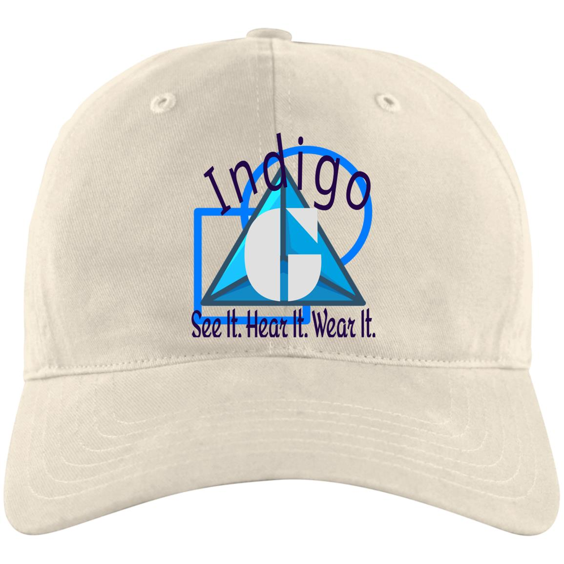 Blue Shapes - A12 Unstructured Cresting Cap
