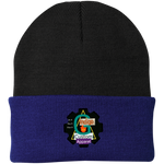 Load image into Gallery viewer, Sun_29_09_2019_18_12_21 1 3D-1 Sprocket - Knit Cap - Indigo G