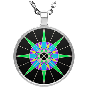 Circular Sights - UN4686 Circle Necklace