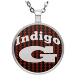 Load image into Gallery viewer, Circular Sights - UN4686 Circle Necklace