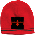 Load image into Gallery viewer, RED WINGS -  Sport Tek Colorblock Beanie - Indigo G