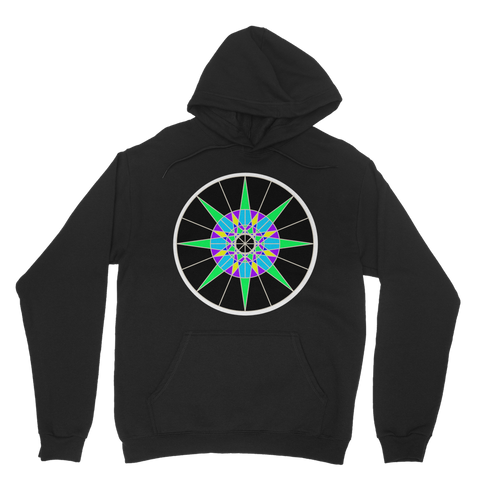 Lucky 7 Classic Adult Hoodie