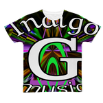 Load image into Gallery viewer, Indigo G Music Indigo G Music - Classic Sublimation Tee