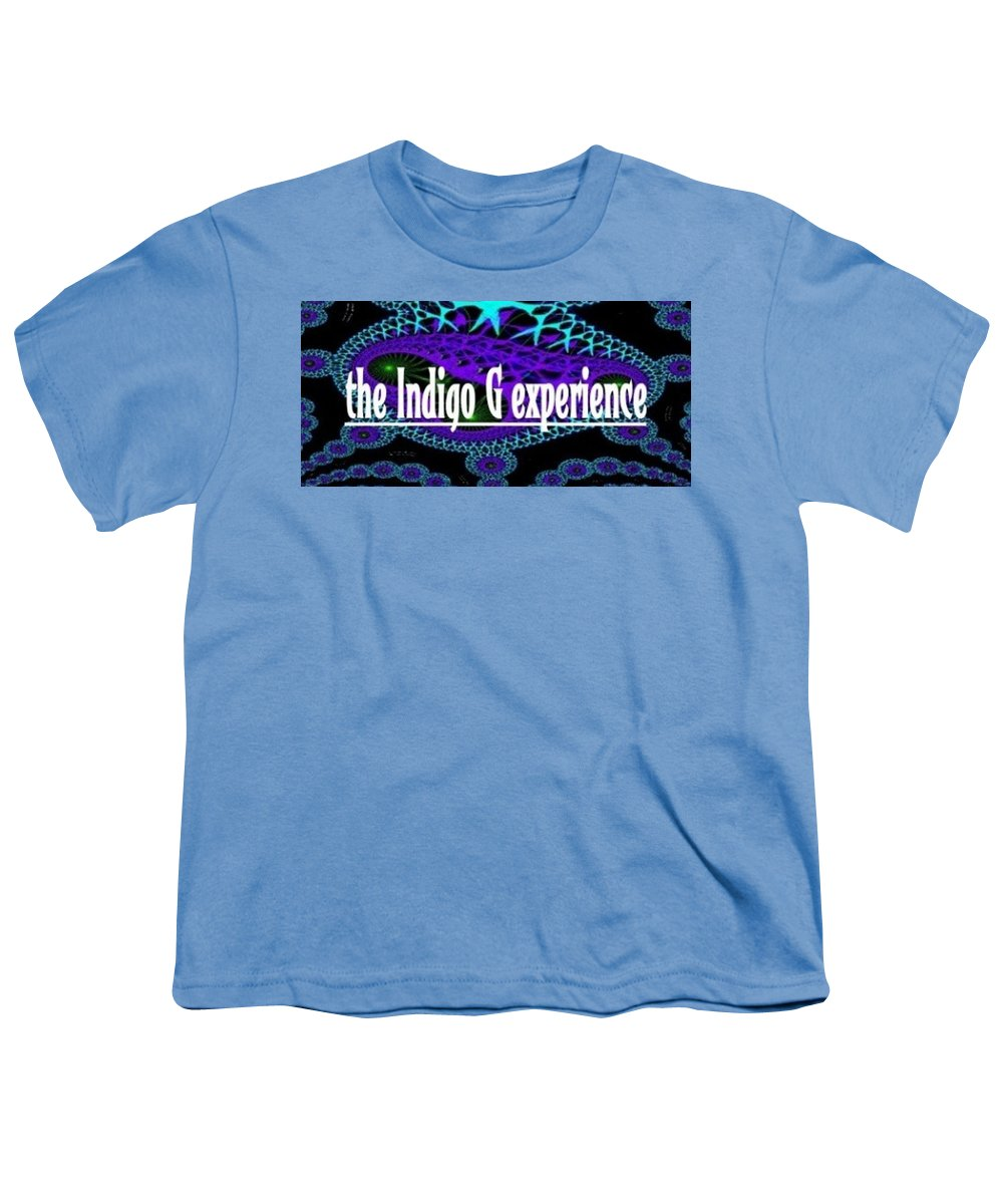 Blue Spores - Youth T-Shirt