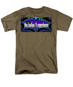 Blue Spores - Men's T-Shirt  (Regular Fit)