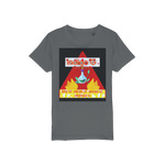 Load image into Gallery viewer, Red Triangle Organic Jersey Kids T-Shirt - Indigo G