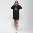 Lucky 7 Premium Adult Hoodie Dress