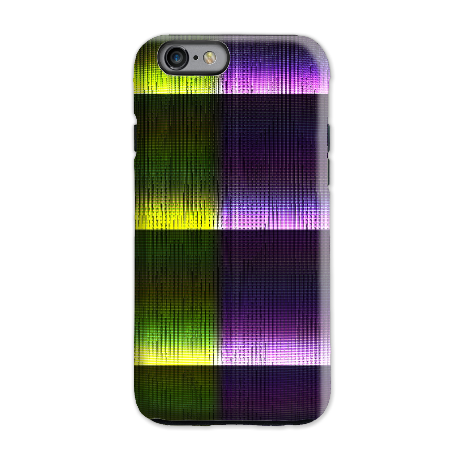 Wavy - Tough Phone Cases - Indigo G - Indigo G
