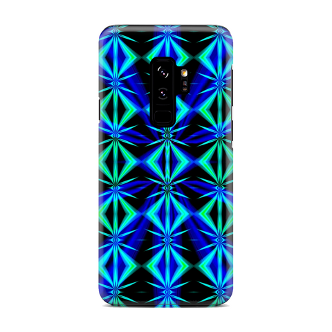 Blue Barb - Tough Phone Cases - Indigo G - Indigo G