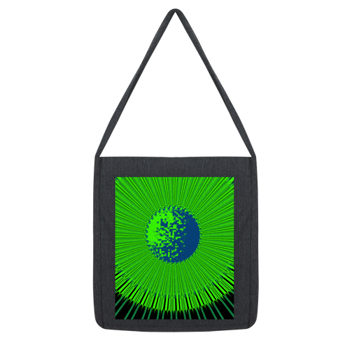 Indigo G Lime Green COLLECTION Classic Tote Bag - Indigo G