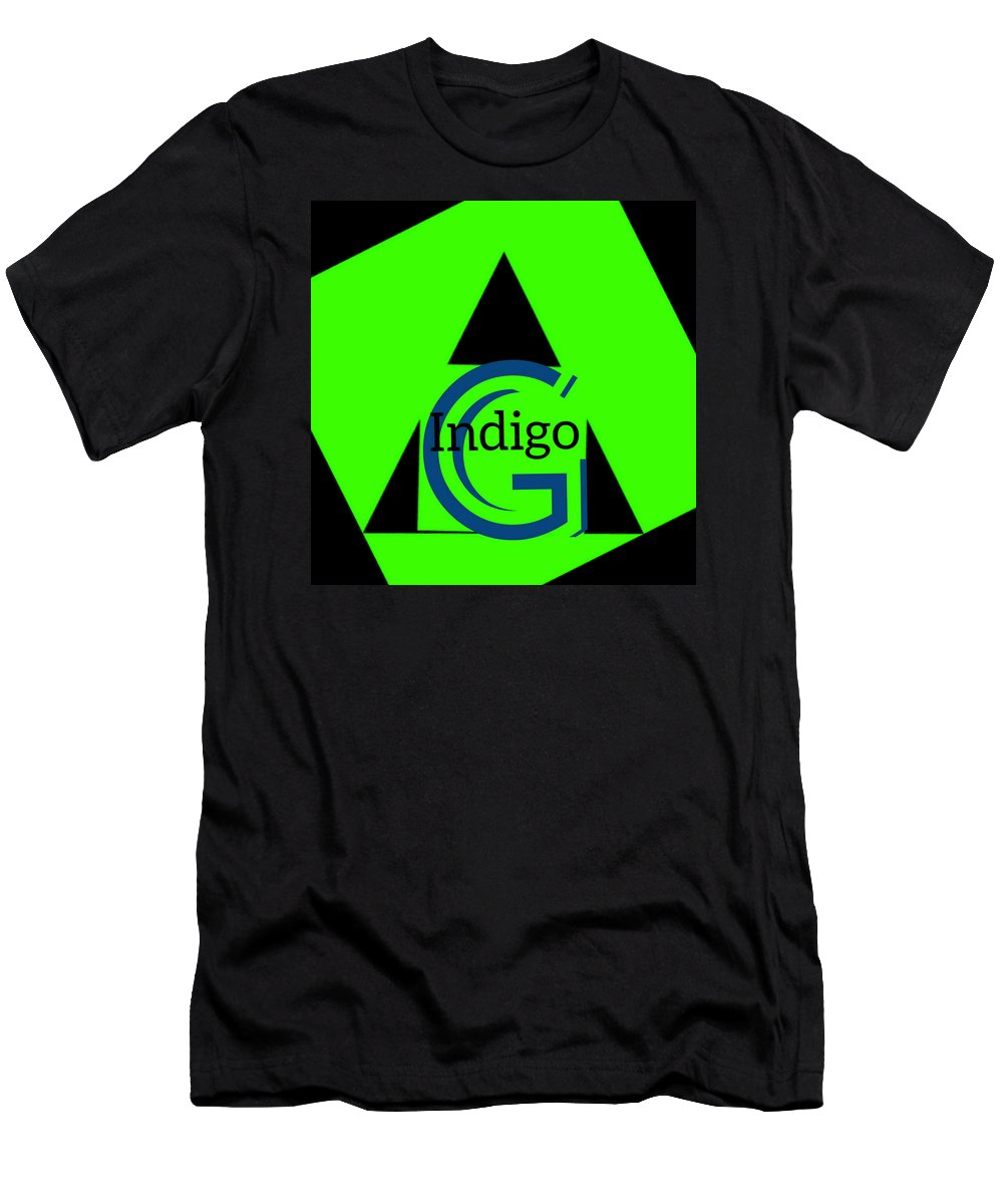 Green and Black Attack - T-Shirt