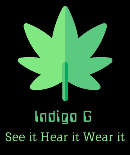 Green Leaf - Art Print - Indigo G