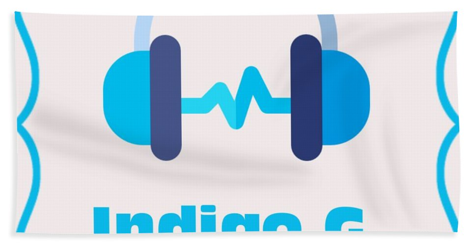 Headphones - Beach Towel