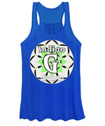 Load image into Gallery viewer, Indigo G Designs - Women's Tank Top