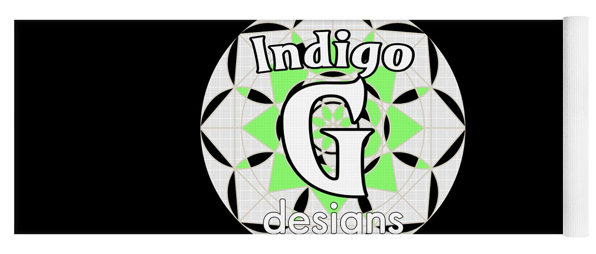 Indigo G Designs - Yoga Mat