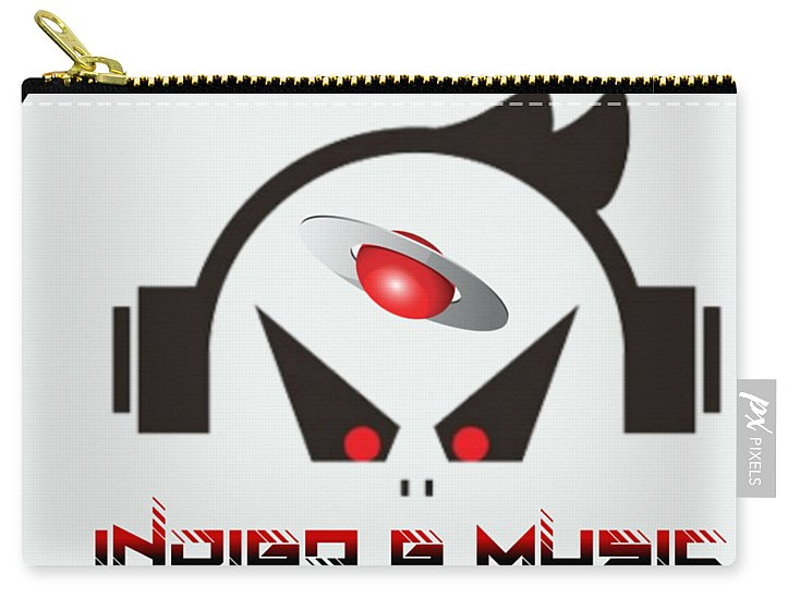 Music Face - Carry-All Pouch