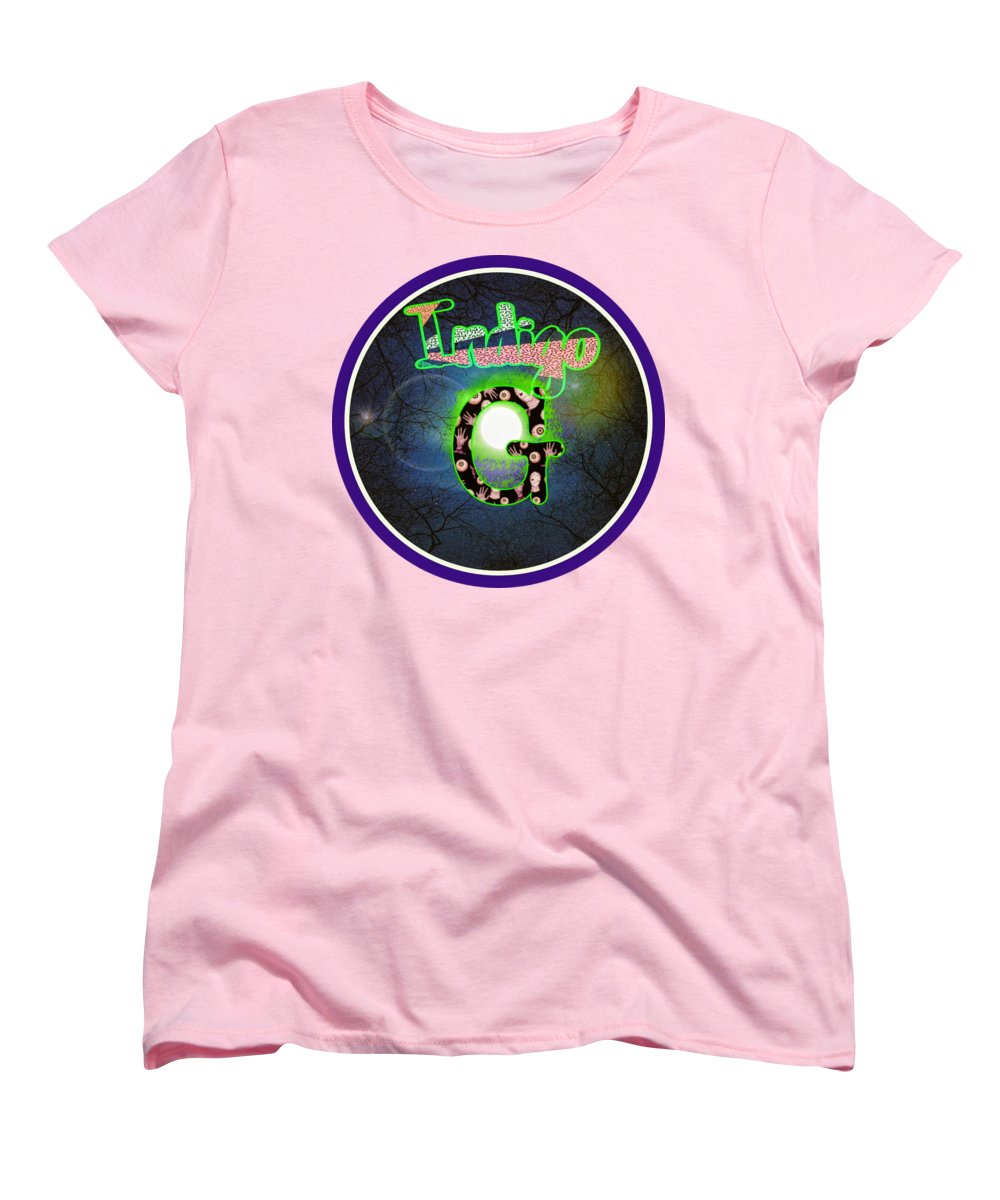 Pale Luna - Women's T-Shirt (Standard Fit)