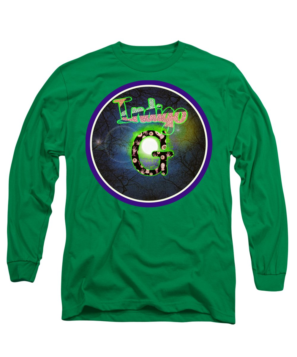 Pale Luna - Long Sleeve T-Shirt