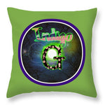 Load image into Gallery viewer, Pale Luna - Throw Pillow