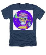 Load image into Gallery viewer, Peace Speakers - Heathers T-Shirt - Indigo G