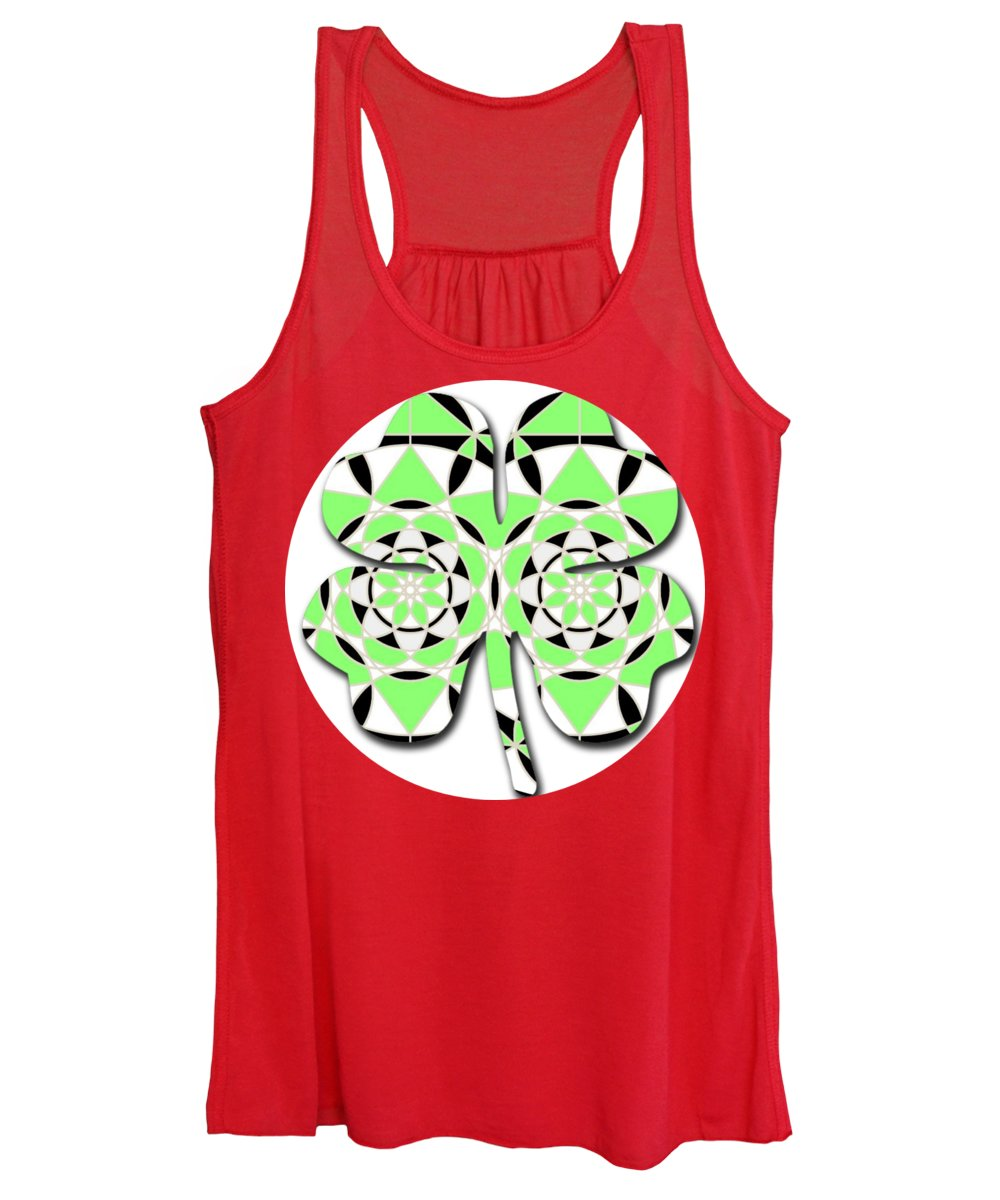 Petals and Stems - Women's Tank Top