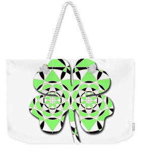 Petals and Stems - Weekender Tote Bag