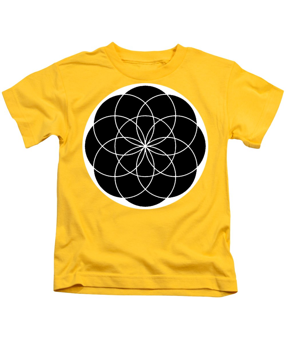 Seed of Life - Kids T-Shirt
