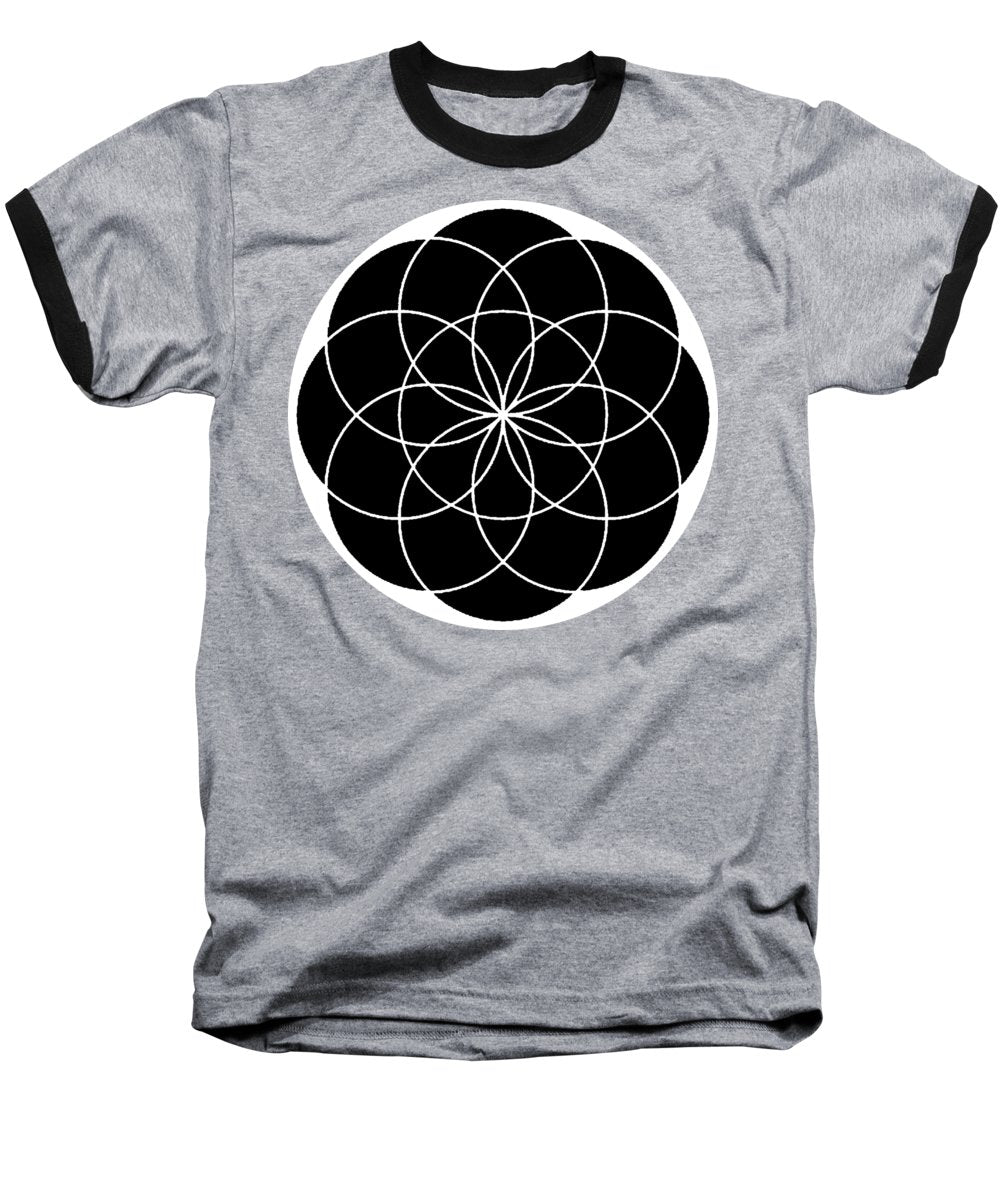 Seed of Life - Baseball T-Shirt