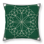 Load image into Gallery viewer, Seeds Evolving  - Throw Pillow