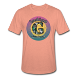 Load image into Gallery viewer, Sunset - Unisex Heather Prism T-Shirt - heather prism sunset