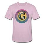 Load image into Gallery viewer, Sunset - Unisex Heather Prism T-Shirt - heather prism lilac