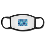 Load image into Gallery viewer, New Normal 3 - Face Mask - white/black