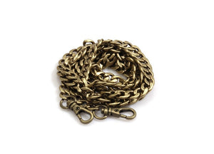 "51.2"" Bronze Style Metal Chain for Crossbody Bag Strap (BM-MK-2)"