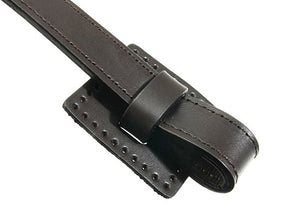 "20"" byhands Genuine Leather Purse Handles, Bag Strap, Knot End Style (32-5102)"