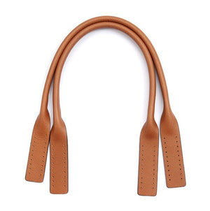 "20.4"" byhands Boston Series Saffiano Leather Purse Handles, Tote Bag Strap, Hazelnut (32-5203)"